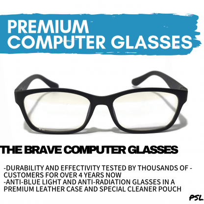 The Brave Computer Glasses Main Photo