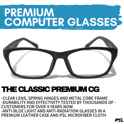PSL Computer Glasses The Classic Premium Main