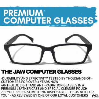 2019 The Jaw Computer Glasses PSL Health Products Philippines