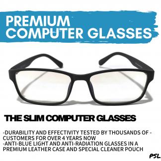The Slim Anti Blue Light Computer Glasses Philippines PSL Main Banner