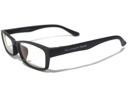 The Serious Anti Blue Light Glasses PSL Computer Anti-blue Light Glasses left front