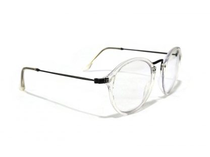The Evocative Premium Clear Computer Glasses Philippines Main front right