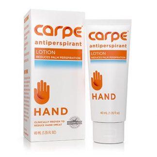 Carpe Hand Antiperspirant Packaging Philippines